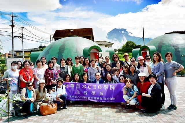 世華日本分會落實防疫措施 研修之旅增進姊妹情誼
